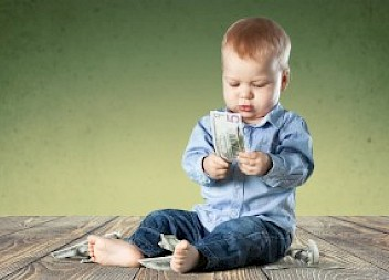 How is a Childs Compensation managed?