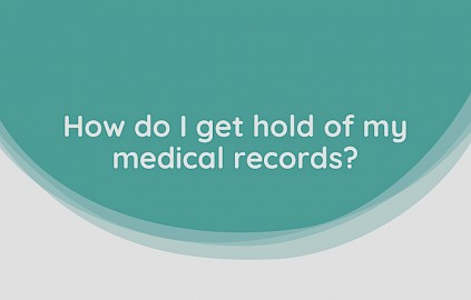 Sarah explains how to obtain your medical records.