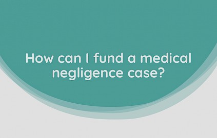 Caroline explains how you can find your medical negligence case, no win, no fee.