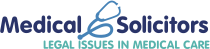 Medical Solicitors Logo